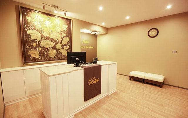 Bliss Day Spa Thai Massage Reception