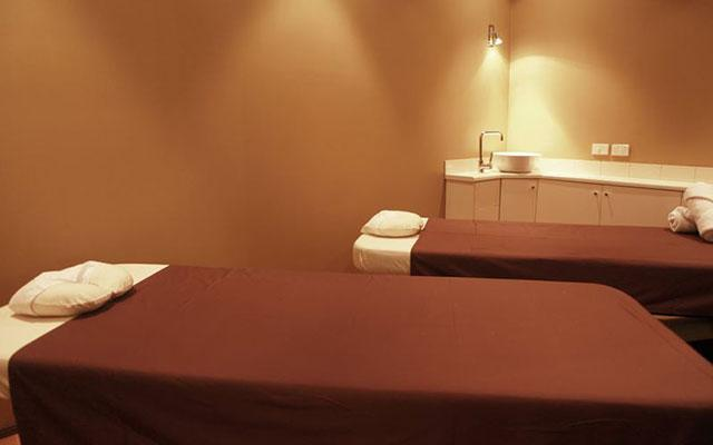Bliss Day Spa Thai Massage Treatment Room