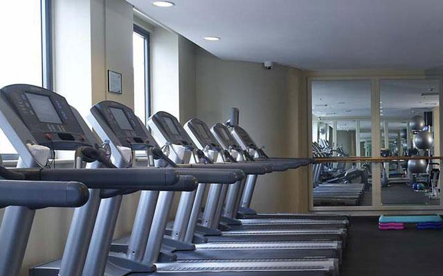 On The Park Rejuvenation - Sheraton Sydney - Fitness Center