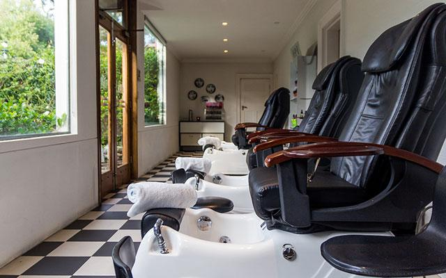 Gillian Adams Spa and Salon Pedichair