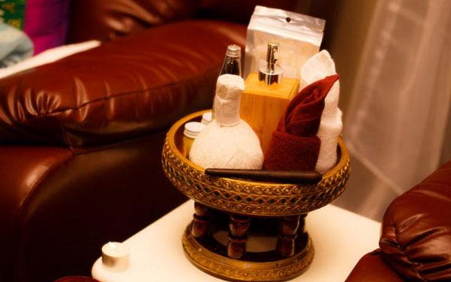 Thai Lanna Massage Punchbowl - Foot Reflexology