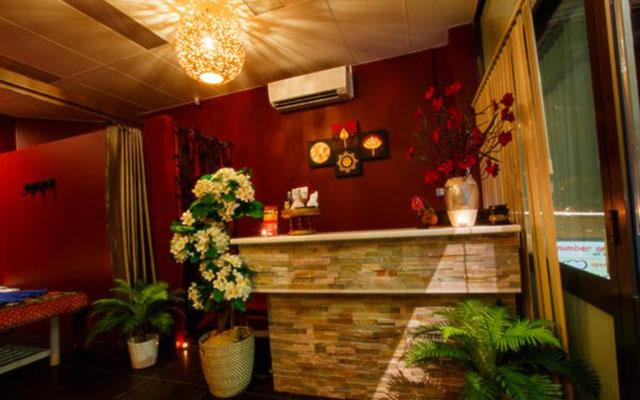 Thai Lanna Massage Punchbowl - Reception