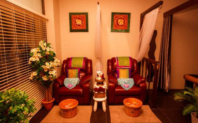 Thai Lanna Massage Punchbowl - Reflexology