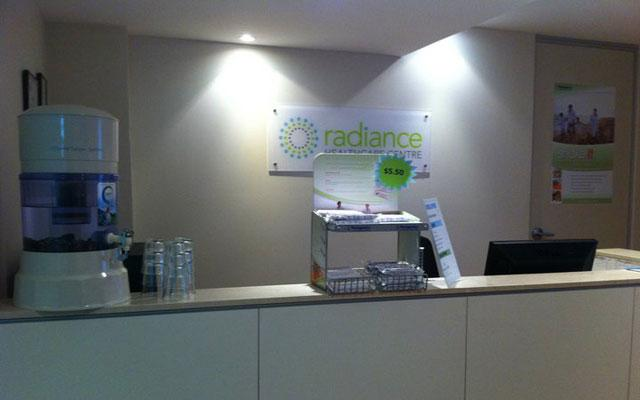 Radiance Healthcare Center Sydney Reception